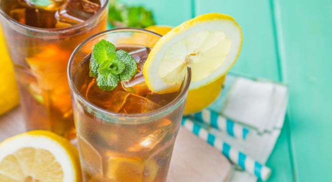 What's the secret to exceptional sweet tea?