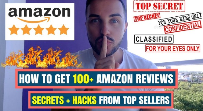 AMAZON PRODUCT REVIEWS! HOW TO GET 100+ REVIEWS IN 4 WEEKS! HACKS AND SECRETS FOR 2018!