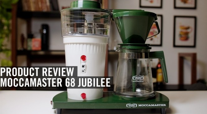Product Review: Technivorm Moccamaster 68 Jubilee