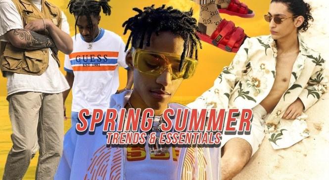 SPRING SUMMER 2019 Fashion Trends | Men's Spring/Summer Fashion Essentials