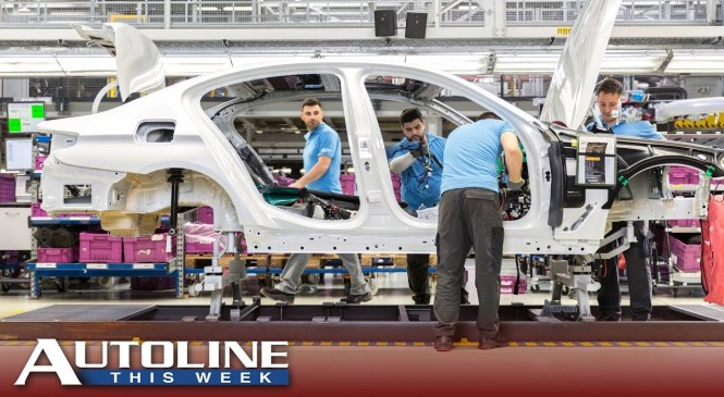 Magna: The Automotive Supplier That Manufactures Cars – Autoline This Week 2309