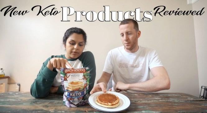 New Keto Pancakes Taste Test | Keto Product Review Show