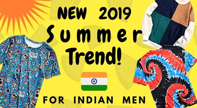 5 SEXIEST Summer Fashion Trends For Indian Men   Summer Fashion Guide   Men's SUMMER fashion India
