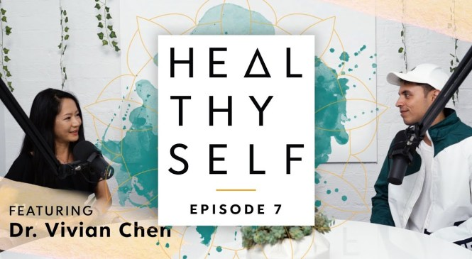 The Danger of Dairy, Vegan Cheese Product Review & Guest Dr. Vivian Chen | Heal Thy Self w/ Dr. G #7
