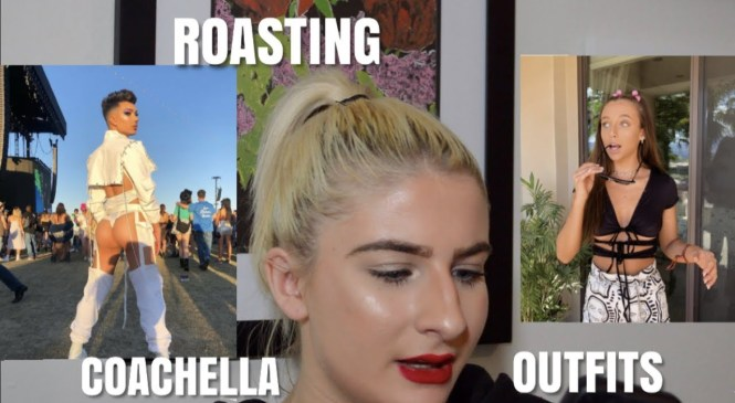ROASTING COACHELLA OUTFITS WEEKEND ONE: Best and Worst Dressed Influencers 2019 (Fashion Review)