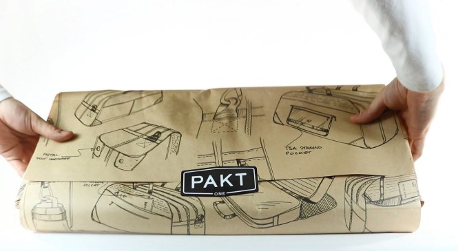The Ultimate Travel Bag Unboxing – The Pakt One – Official CR 2.0 Product Review 2019