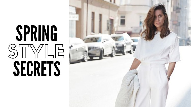 5 Life-Changing Spring Fashion Tips – Trends for 2019