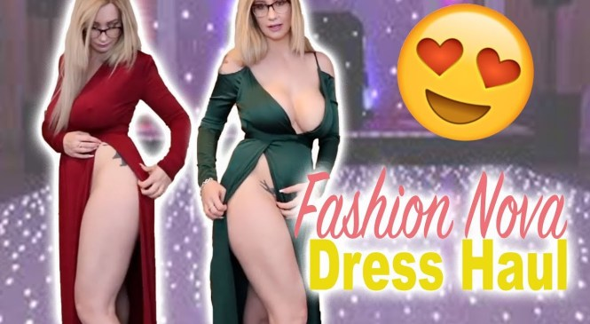 Fashion Nova Haul Try On and Review!! OMG!! SOO CUTE!!