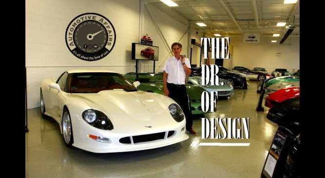 Meet Dr. Paul Deutschman – The Doctor Of Design – Automotive Affairs