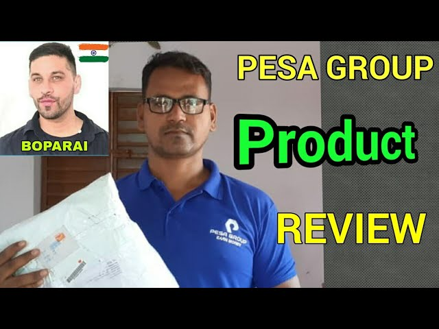 #PesaGroup #Product #OnlinePESA Pesa Group का प्रोडक्ट कैसा होता है || Product Review || Online PESA
