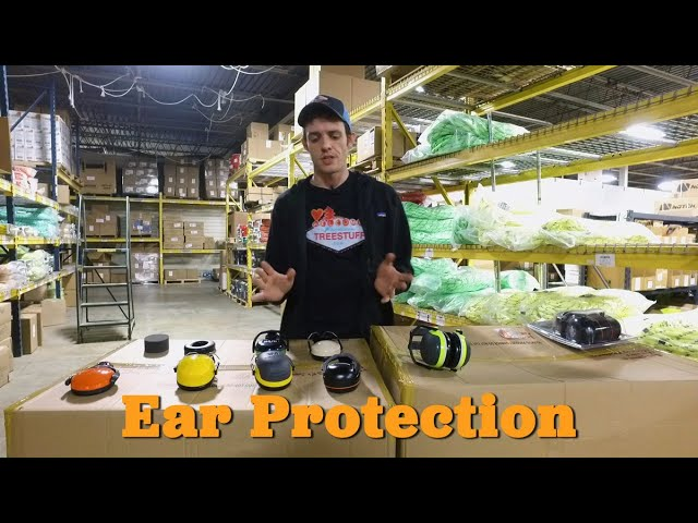 Ear Protection – Product Review TreeStuff.com