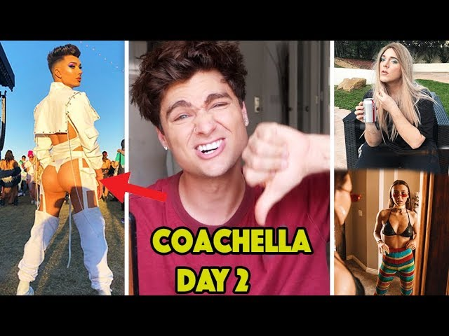 *ROASTING* YOUTUBERS COACHELLA OUTFITS…PLZ STOP JAMES CHARLES!!
