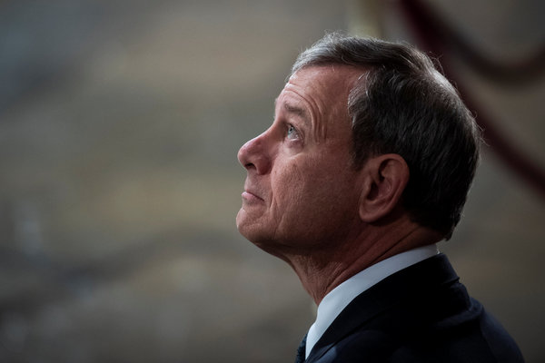 After 14 Years, Chief Justice Roberts Takes Charge