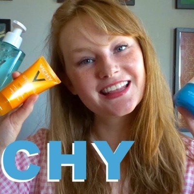 VICHY PRODUCT REVIEW | Rebecca Sophie