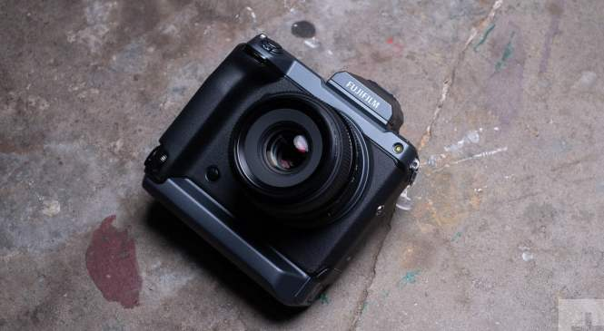Fujifilm GFX 100 review: Awesomely expensive