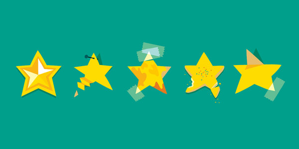 When Is a Star Not Always a Star? When It's an Online Review