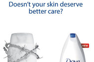 In Criticizing Rival Products, a Dove Campaign Is Called Unfair