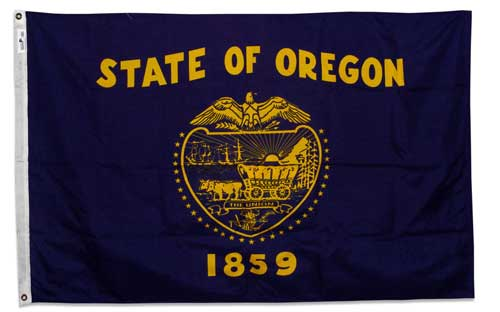 Oregon Flag - Front
