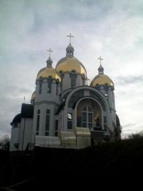 Chiesa Zarvanytsia