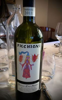 a very nice Buttafuoco from Cantina Picchioni
