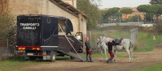 pineta-sacchetti-carabinieri-a-cavallo