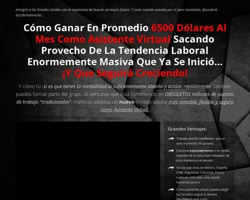 Asistademy – Conviértete en asistente virtual… ¡Hoy!