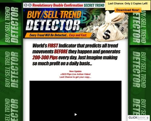 Buy/Sell Trend Detector