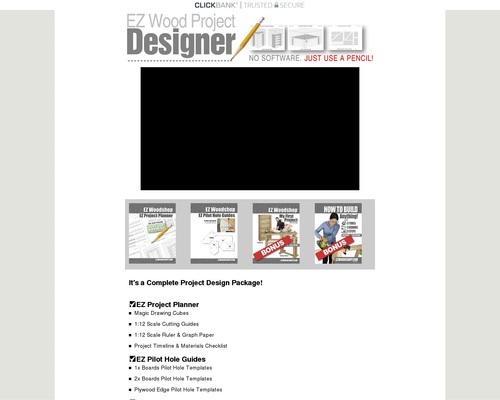 EZ Wood Project Designer