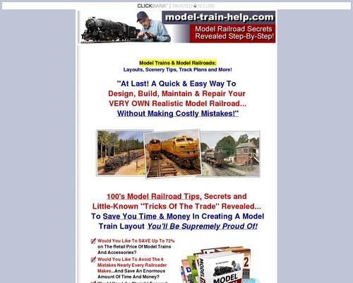 Model Railroads | Model Trains | Ebook