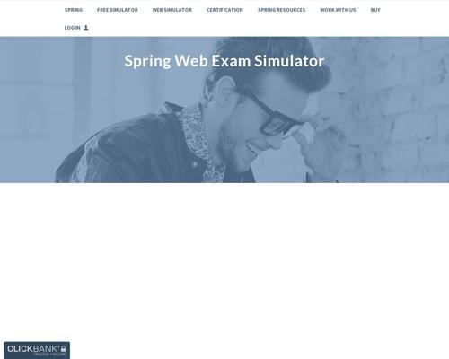 Spring Certification Full Simulator by Spring Mock Exams