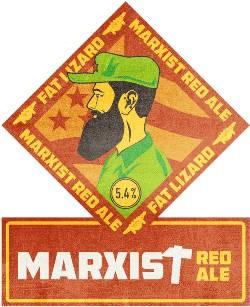 Fat Lizard Brewing Co, Marxist Red Ale (5,4 %) 2015