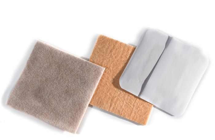 MEDCU WOUND DRESSINGS