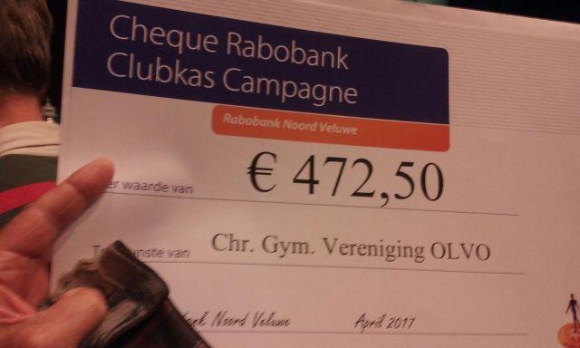 Foto Clubkas Rabobank