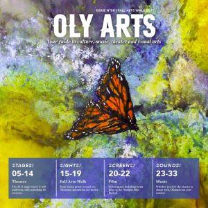 Oly Arts Fall Arts Walk Edition