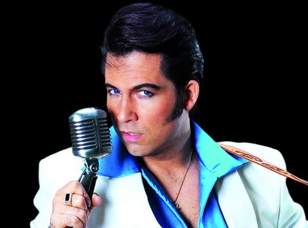 "Danny Vernon, ""Illusion of Elvis"""