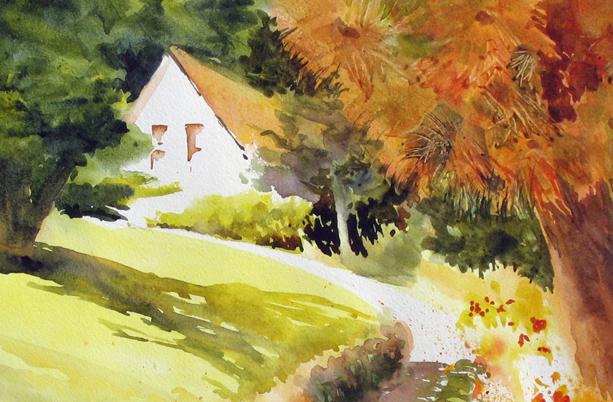 "Julie Creighton, ""A Favorite Place"""