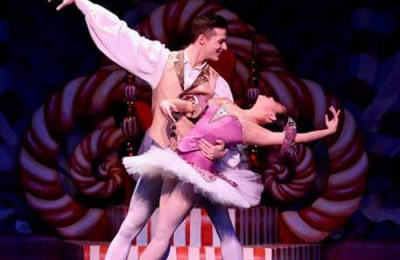 Monica Russell in The Nutcracker