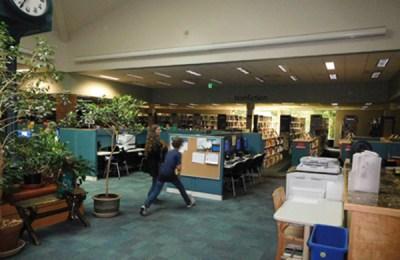 Tumwater Timberland Library