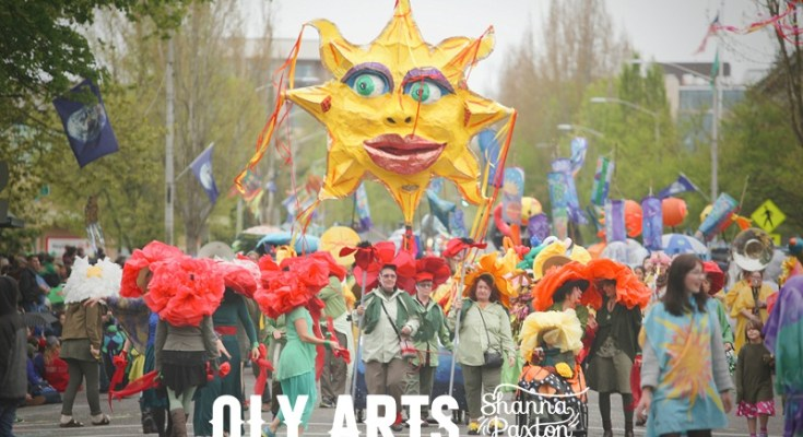 Trade Stands Olympia : Procession of the species 2018 oly arts