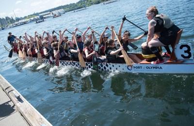 Dragon Boat Festival, photo by Joe Saladino