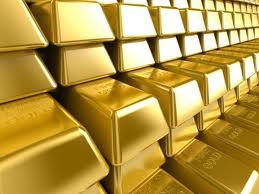 Σε υψηλό δύο εβδομάδων έκλεισε ο χρυσός
