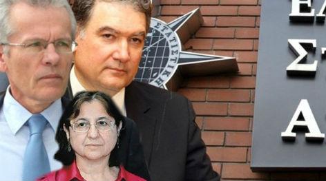 Δικαστικό Πραξικόπημα προσπαθούν να γλιτώσουν τον Γεωργιου της ΕΛΣΤΑΤ. Τον αθώωσαν απο την κατηγορία του διπλοθεσίτη! Ηταν ταυτόχρονα στο Δ.Ν.Τ (ελεγκτής) και στην ΕΛΣΤΑΤ (ελεγχόμενος) !!!