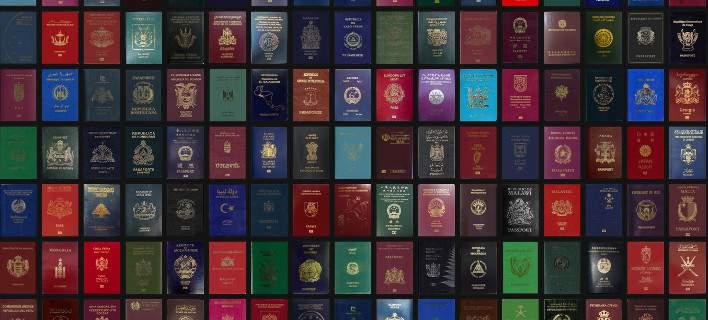 Τα πιο ισχυρά διαβατήρια στον κόσμο Εκπληξη η πρώτη θέση