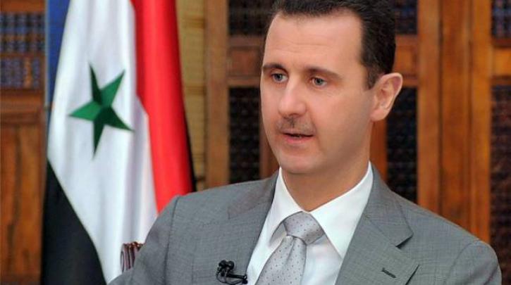 Ο Νίκος Νικολοπουλος @NikNikolopoulos συνάντησε τον Άσαντ!