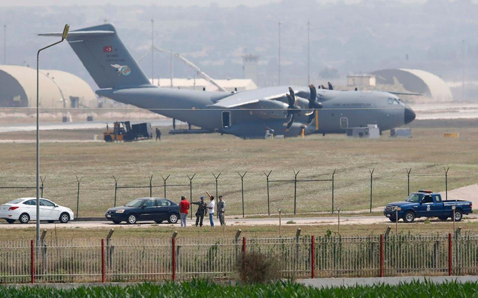 ΑΠΟΚΑΛΥΨΗ-Ο Τούρκος 🇹🇷Διοικητής του Ινσιρλικ ζήτησε άσυλο απο τον Αμερικανό Στρατηγό! Σημερα εχει εξαφανιστεί(;) İncirlik Üssü'ne Operasyon Başlatıldı