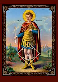 Η συγκλονιστικη ιστορια του Αγίου Φανουρίου Εζησε σαν πιστος υπεφερε σαν επαναστατης