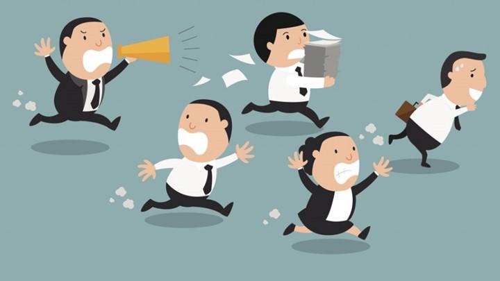Τα 3/4 των εργαζομένων δέχονται μπουλινγκ