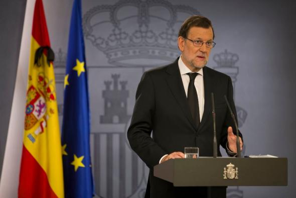 Ισπανία  Οι Ciudadanos συμφώνησαν να στηρίξουν την κυβέρνηση Ραχόι