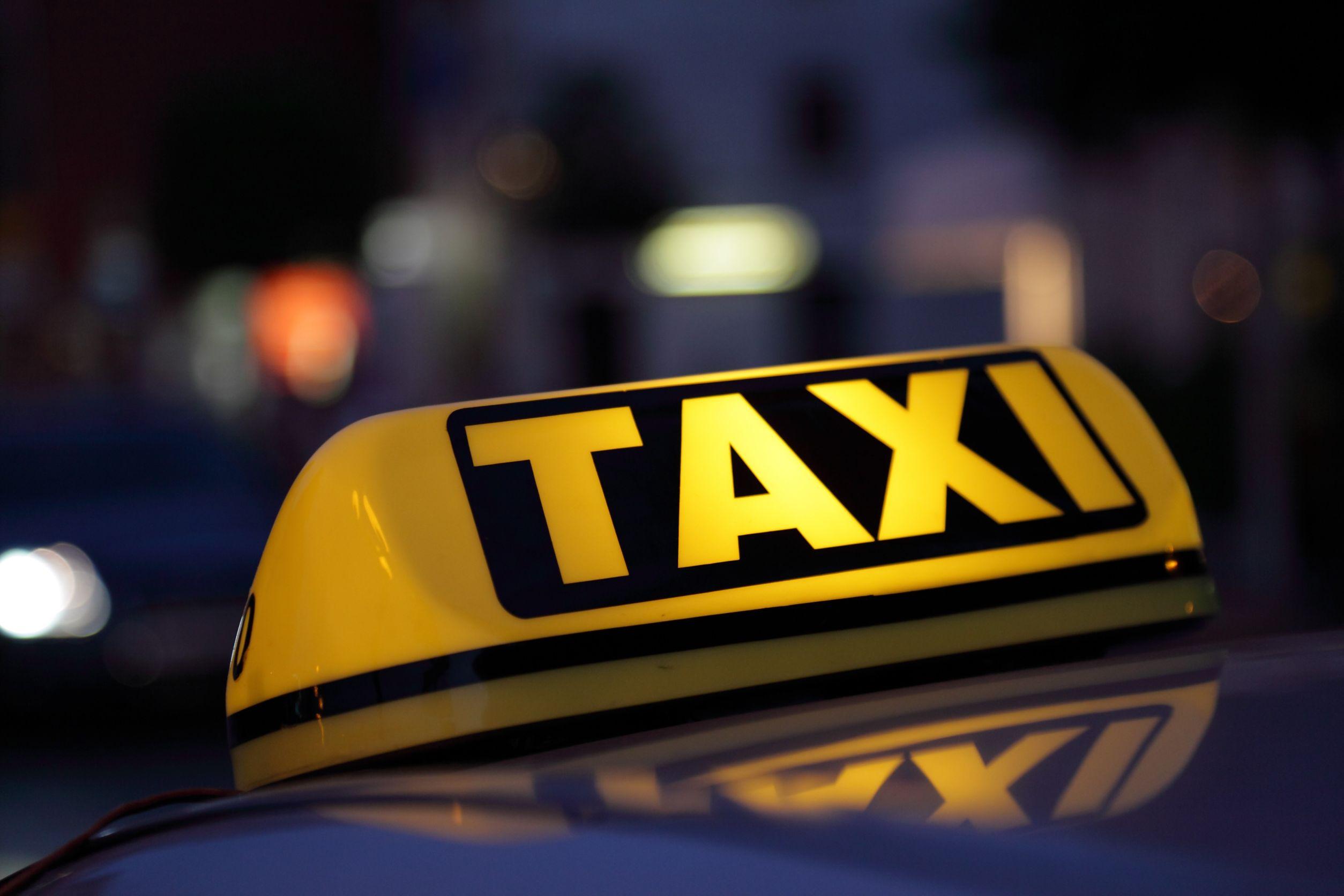 ΑΝΕΚΔΟΤΑΡΑ Το ταξί