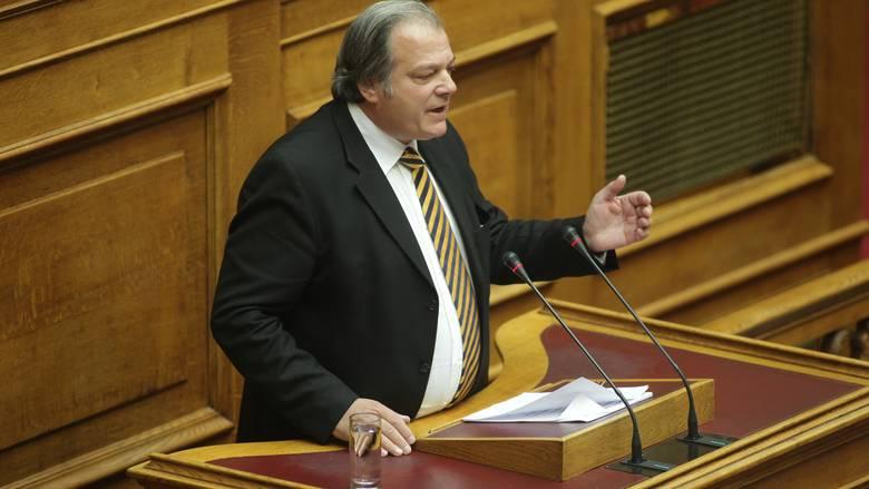 Πρόταση του Βουλευτή Κατσίκη (ΑΝΕΛ) για τη μετατροπη του επιδοματος ανεργιας σε επιδοτηση εργασιας!